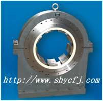 大口径石油专用管座式液压夹具(Seat-type hydraulic chuck for special large-bore petroleum tube)